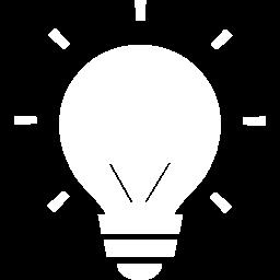 豆電球のアイコン素材 その2 株式会社アネシス
